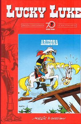Lucky Luke. Edición coleccionista 70 aniversario (Cartoné con lomo de tela, 56 páginas) #25
