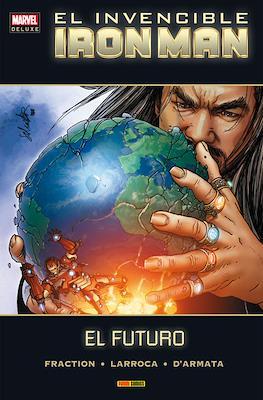 El Invencible Iron Man. Marvel Deluxe (Cartoné 208 pp) #8