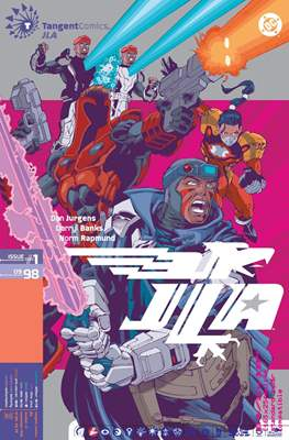 Tangent Comics: JLA