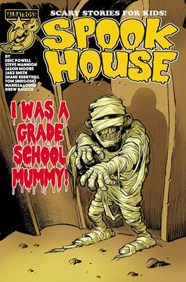 Spook House (Comic-book / Digital) #5