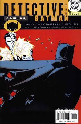 Detective Comics Vol. 1 (1937-2011; 2016-) (Comic Book) #755