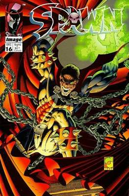 Spawn (Comic Book) #16