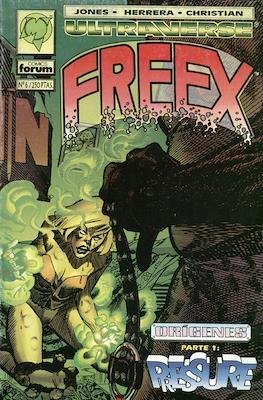 Freex (Grapa. 17x26. 24 páginas. Color.) #6