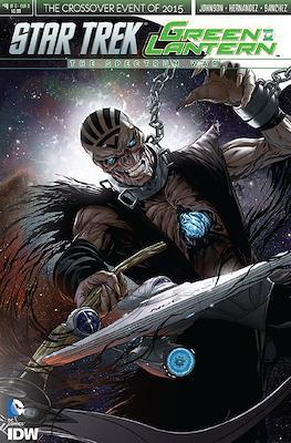 Star Trek/Green Lantern: The Spectrum War (Comic-Book/Digital) #4