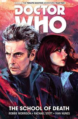 Doctor Who: The Twelfth Doctor (TPB Softcover) #4