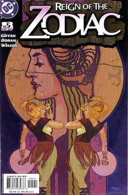Reign of the Zodiac (Comic-book) #5