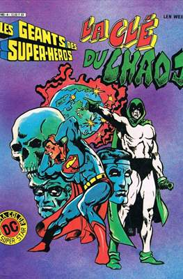 Les Géants des Super-Héros (Broché. 64 pp) #4