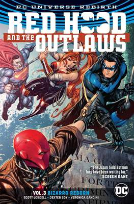 Red Hood and the Outlaws Vol. 2 (Softcover) #3