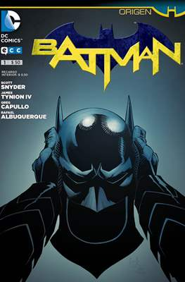 Batman (grapa) #1