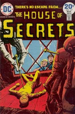 The House of Secrets (Grapa) #117