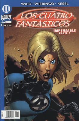 Los 4 Fantásticos Vol. 5 (2003-2004) (Grapa 24 pp) #11