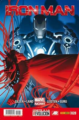 El Invencible Iron Man Vol. 2 (2011-) (Grapa - Rústica) #28