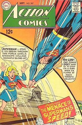 Action Comics Vol. 1 (1938-2011; 2016-) (Comic Book) #367