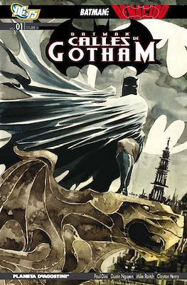 Batman. Calles de Gotham