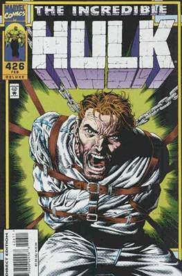The Incredible Hulk Vol. 1 (1962-1999) (Comic Book) #426