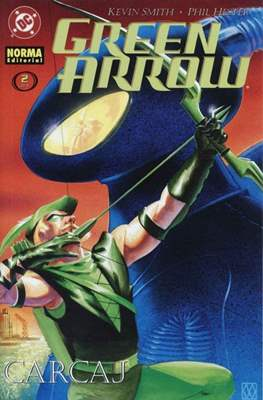 Green Arrow. Carcaj #2