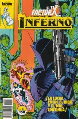 Inferno (1989-1991) (Grapa 32 pp) #4