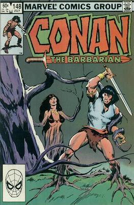 Conan The Barbarian (1970-1993) (Comic Book 32 pp) #148