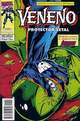 Veneno. Protector letal (1994) (Grapa) #3