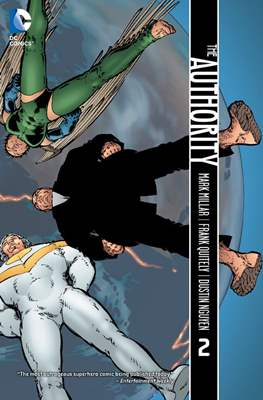 The Authority (Softcover 296-416 pp) #2