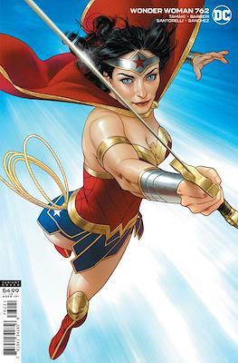 Wonder Woman Vol. 5 (2016- Variant Cover) #762.1