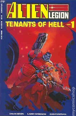 Alien Legion Tenants of Hell (1991)