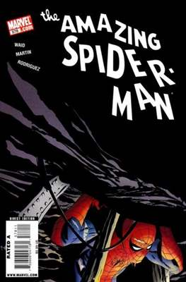 The Amazing Spider-Man Vol. 2 (1999-2014) (Comic-Book) #578