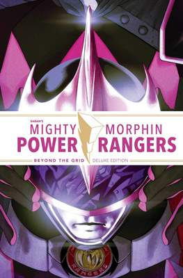 Mighty Morphin Power Rangers - Deluxe Edition #4