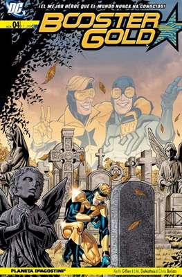 Booster Gold (2010-2012) #4
