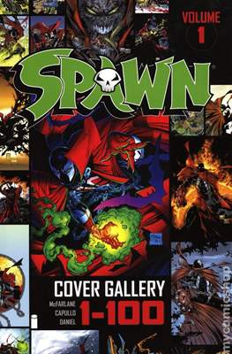 Spawn Cover Gallery