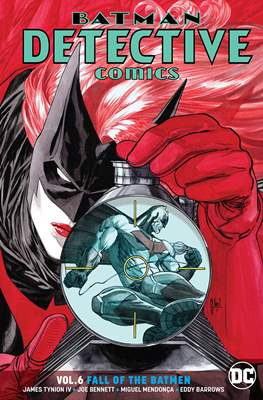 Batman: Detective Comics (2016) (Softcover) #6