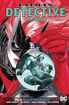 Batman: Detective Comics (2016) (Softcover) #6