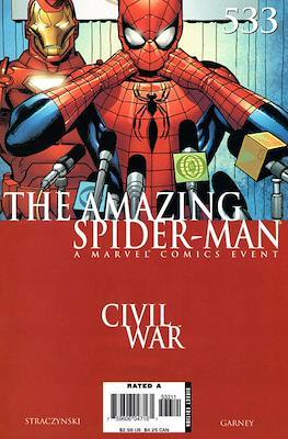 The Amazing Spider-Man Vol. 2 (1999-2014) (Comic-Book) #533