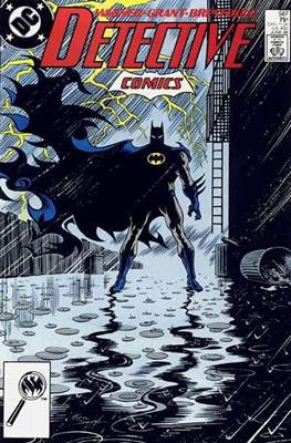 Detective Comics Vol. 1 (1937-2011; 2016-) (Comic Book) #587