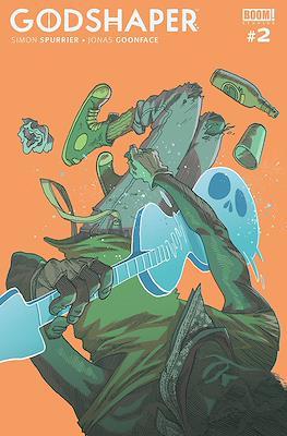 Godshaper (Comic-book) #2
