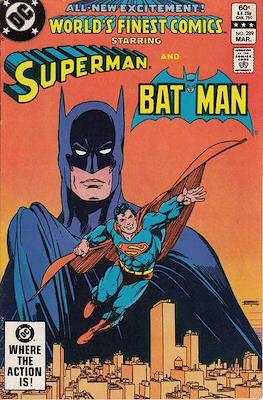 World's Finest Comics (1941-1986) (Grapa) #289