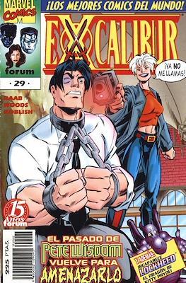 Excalibur Vol. 2 (1996-1999) (Grapa 24 pp) #29