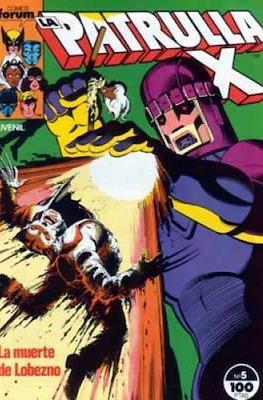 La Patrulla X Vol. 1 (1985-1995) #5