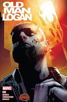 Old Man Logan (2015) (Comic-book) #5