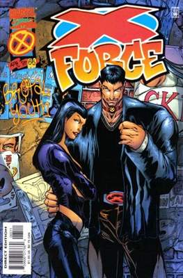 X-Force Vol. 1 (1991-2002) (Comic Book) #65