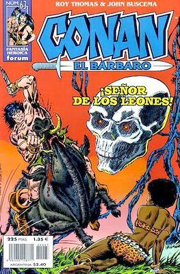 Conan el Bárbaro (1998-2001) (Grapa 24 pp) #63