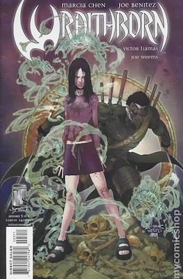Wraithborn (Grapa) #3