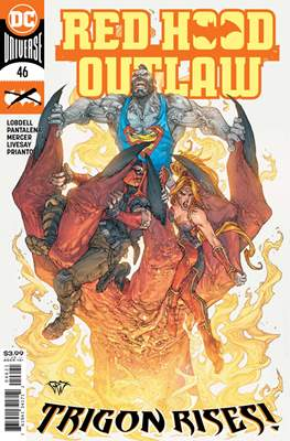 Red Hood and the Outlaws Vol. 2 (Comic Book) #46