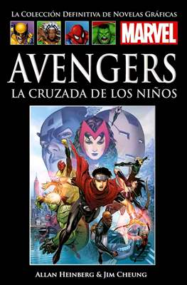 La Colección Definitiva de Novelas Gráficas Marvel (Cartoné) #76
