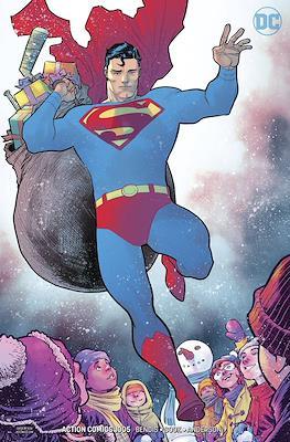 Action Comics Vol. 1 (1938-2011; 2016-... Variant Covers) (Comic Book) #1005