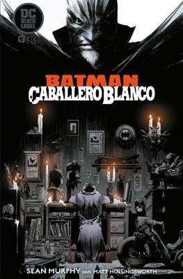 Batman: Caballero Blanco - DC Black Label (Cartoné) #
