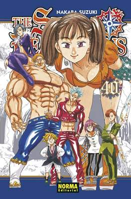 The Seven Deadly Sins #40
