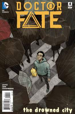 Doctor Fate (Grapa) #4