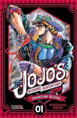 JoJo's Bizarre Adventure - Part I: Phantom Blood (Rústica con sobrecubierta) #1