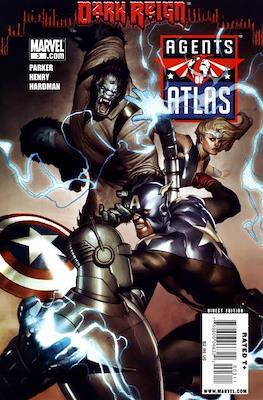 Agents of Atlas Vol. 2 (2009) #3